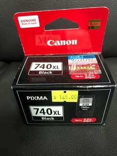 原裝正版Canon Inkjet Cartridge - Black