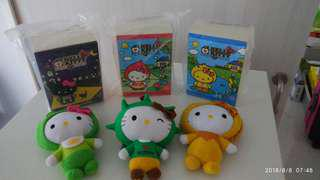 Mcdonalds hello kitty collections