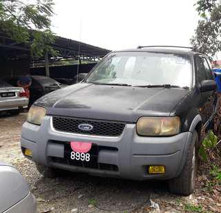 Ford Escape 2001 As-is / Spare Parts