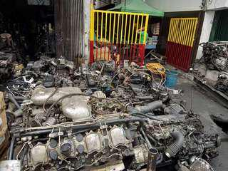 2nd hand Car parts