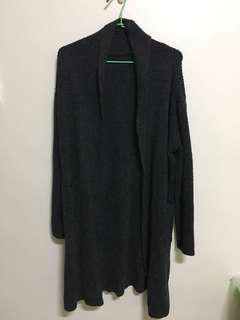 🚚 無釦開襟針織外套
