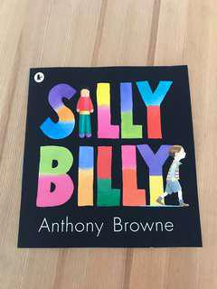 Silly billy ( Anthony Browne)