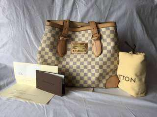 Authentic LV Hapstead MM