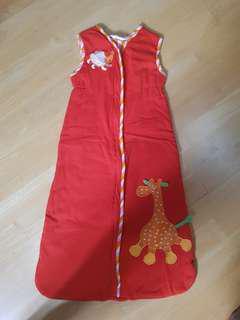 Ikea baby sleeping bag