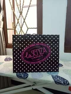 Paper Bag lasenza Small