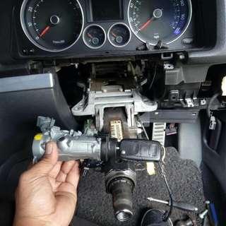 Volkswsgen ignition switch vw mk5