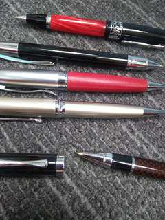 High quality ball point pens