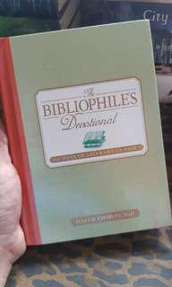 Bibliophile's Devotional