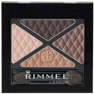 Rimmel Glam Eyes Quad Eyeshadow (029 AFTERNOON TEA)