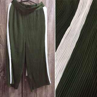 Culottes Pleated