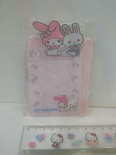 Melody mini paper clip board