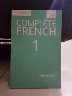 Cpmplete French 1