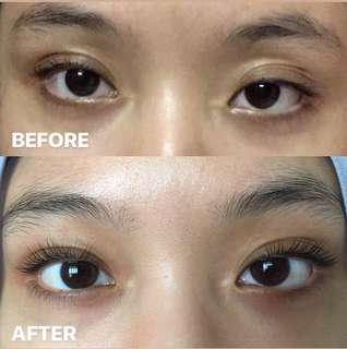 Eyelash lift / perm