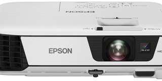 Rent / Sewa - Projector 3200 ANSI Lumen Epson 3LCD