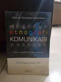 Etnografi Komunikasi