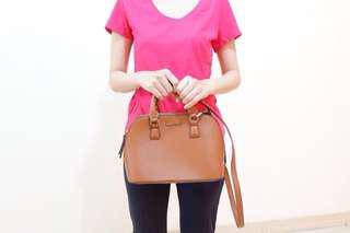 Mango Touch Handbag / Slingbag