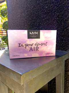 (JUAL RUGI) NYX In Your Element Air Palette