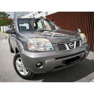 2011 Nissan X-Trail 4WD 2.5 Auto