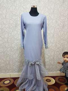 Myrrakarim Exclusive Kyiera baju kurung