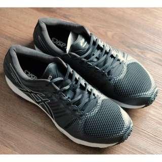 ASICS FuzeX TR Cross-Trainer Training Shoe Black Men Size 9 US