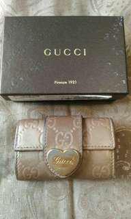 🚚 出清價Gucci 鑰匙包
