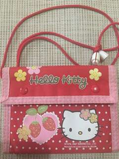 Hello Kitty Sling Wallet
