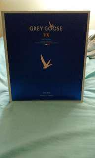 BNIP - Limited Edition Vodka - Grey Goose VX collection