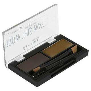 Rimmel Brow This Way (002 MEDIUM BROWN)