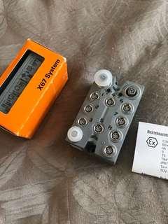 Input output device X67 System