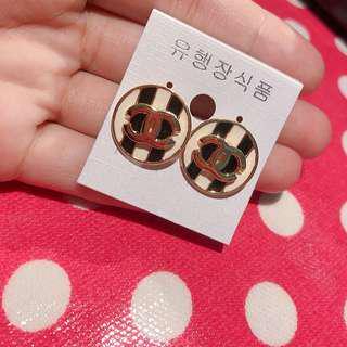 🚚 小香風耳環