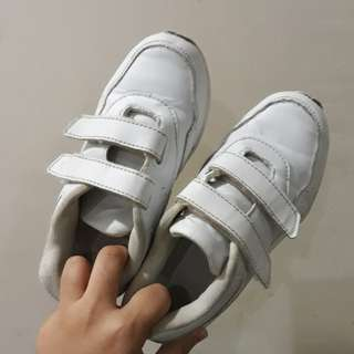 White Barbie Rubber Shoes size 13