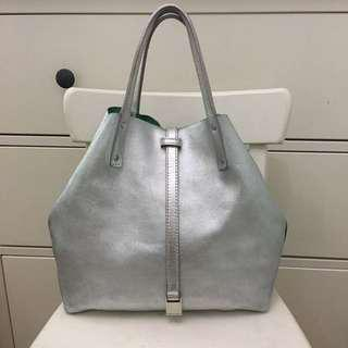 SALE!!! Authentic Tiffany and Co Small Leather Tote Bag