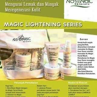 As magic skincare