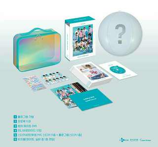 [po] WANNA ONE SUMMER PACKAGE 2018