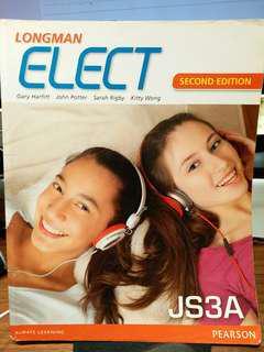 Longman Elect JS3A 3B (6 books)