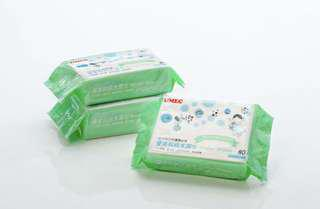🚚 優美科 純水濕紙巾 80抽 一箱