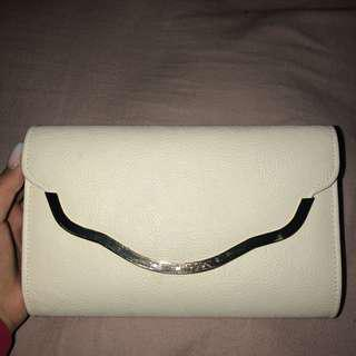 Forever New clutch/sidebag