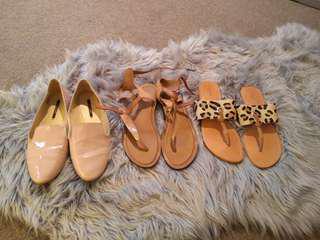 Zara /seed shoes
