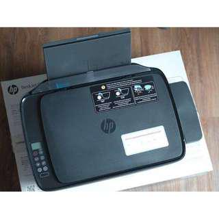 HP DeskJet GT 5820 All in One Wireless Document Printer Scanner M2Q28A