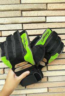 Loaded longboard slide gloves