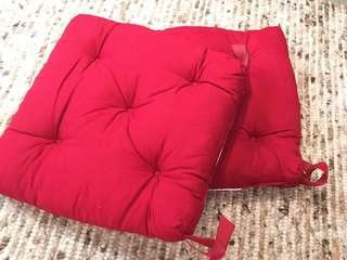 (為兩個價錢)全新座墊 from Ikea