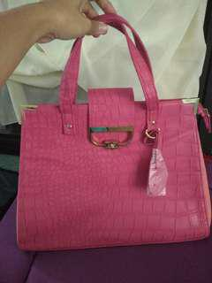 Pink bag Oriflame