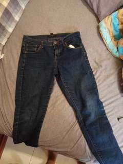 🚚 Forever21 牛仔褲