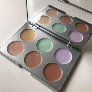 Inoxxa Cover & Correct Cream Face Palette