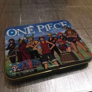One Piece 海賊王小盒子