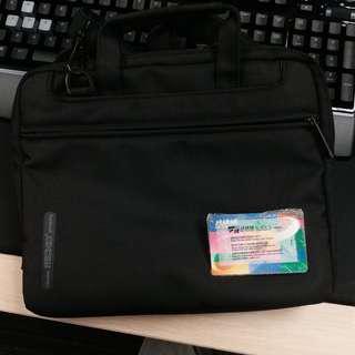 "Micko 12"" Notebook 袋 (極多內袋可收納大量物件)"