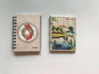 🚚 Handmade vietnam notebook