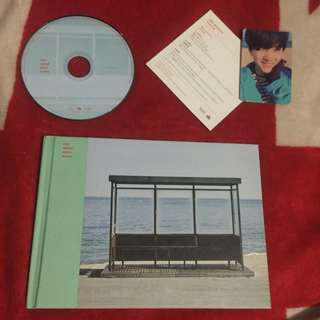 BTS YNWA Blue Version
