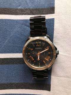 jam tangan fosil original