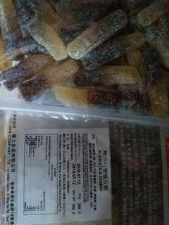 優之良品:酸沙可樂橡皮糖,300gx2